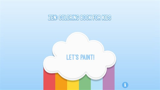 Zen: coloring pages for kids screenshot