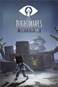 Carátula para el juego Little Nightmares Secrets of The Maw Expansion Pass de Xbox 360
