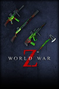 Carátula del juego World War Z - Biohazard Weapon Pack