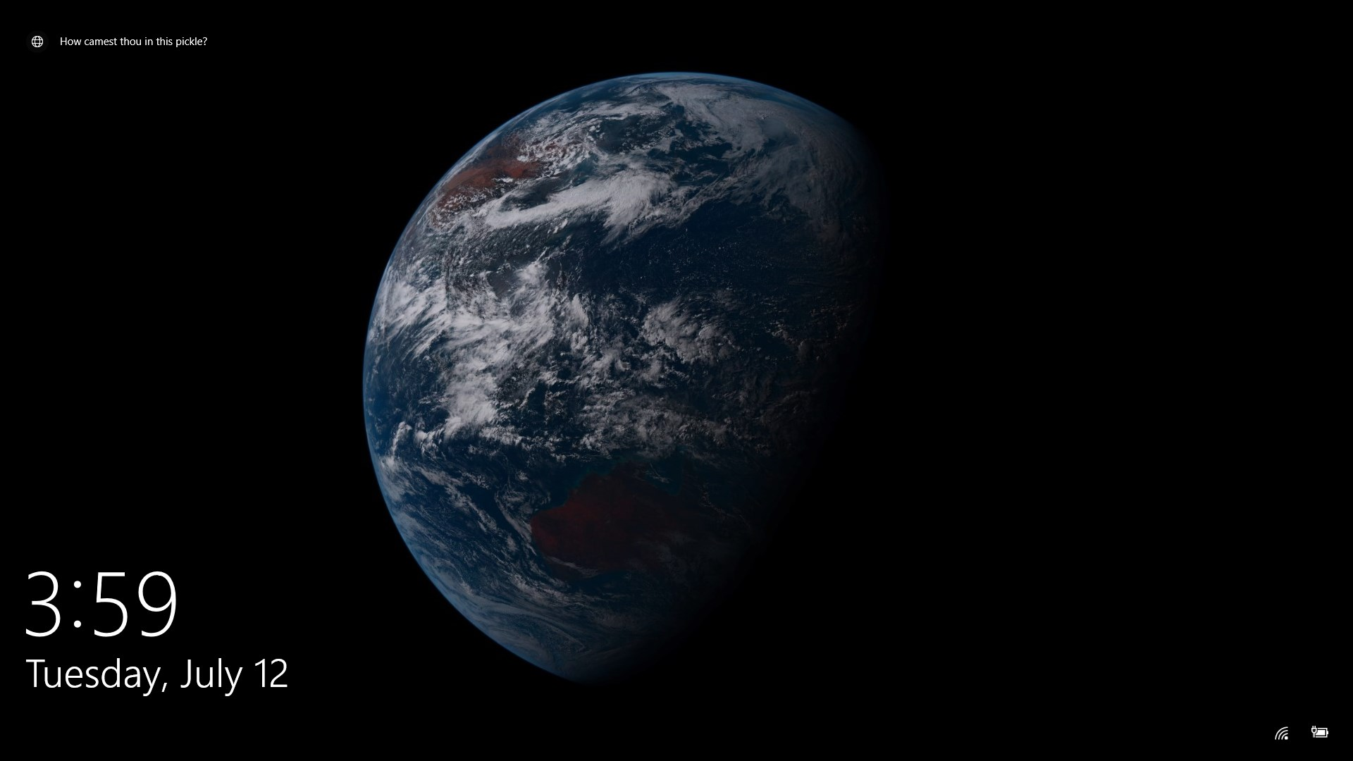 Live Earth: Pacific