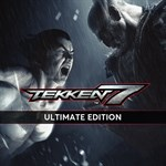 TEKKEN 7 - Ultimate Edition Logo