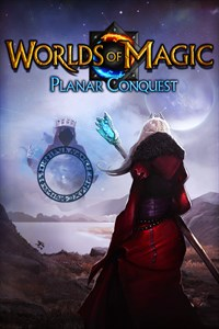 Carátula del juego Worlds of Magic: Planar Conquest