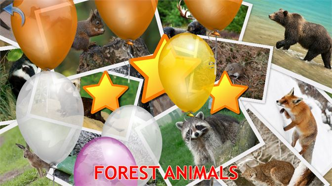 Get Animals for Kids Games, Animal Sounds Learning Games for