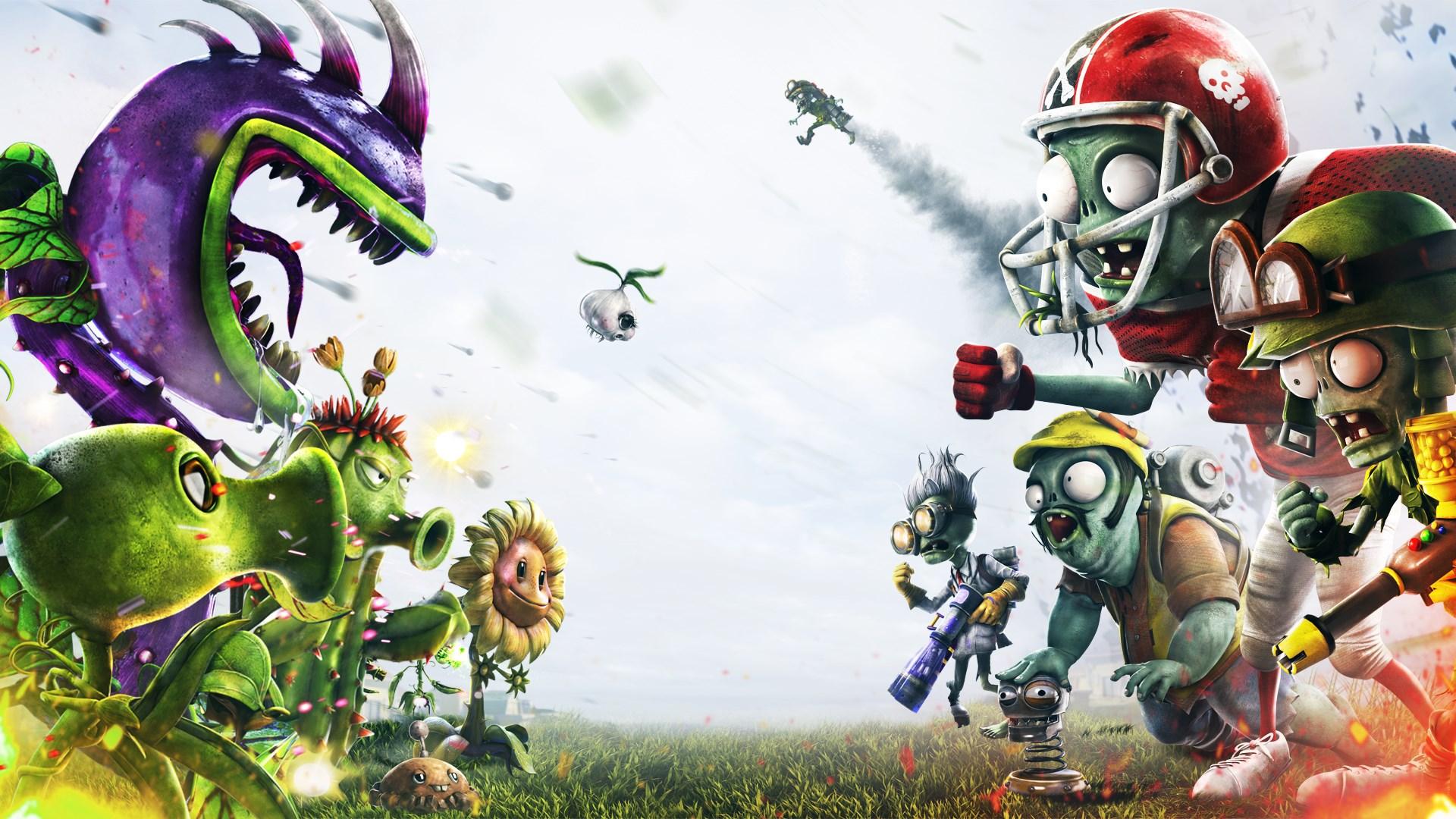 Buy Plants vs  Zombies Garden Warfare - Microsoft Store en-CA