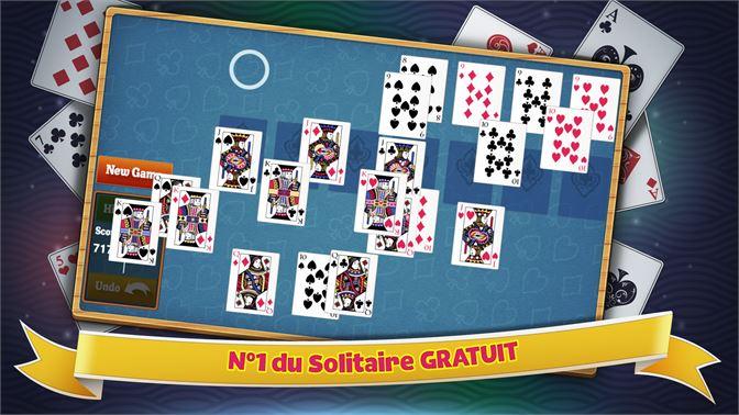 Obtenir Solitaire Francais Microsoft Store Fr Ca