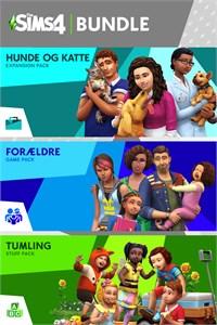 The Sims™ 4 Bundle – Hunde og katte, Forældre, Tumlingeindhold