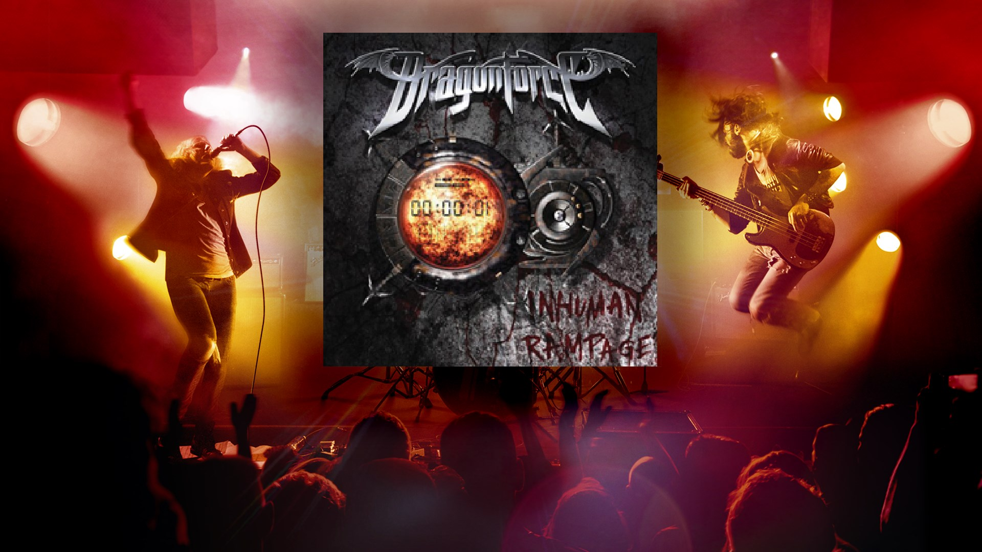 """""""Operation Ground and Pound"""" - DragonForce"""