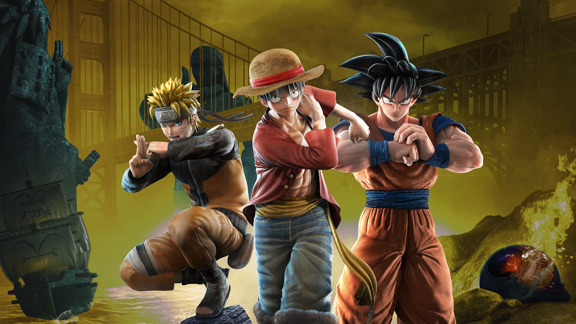 Buy JUMP FORCE - Ultimate Edition - Microsoft Store