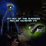 Attack of the Machines Roller Coaster VR Logo