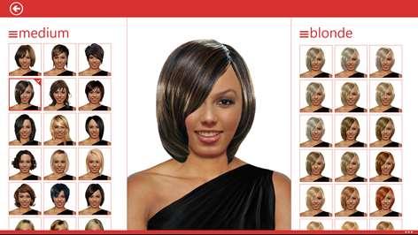 Screenshot: 7 Color Categories - Buy Hair Stylist - Microsoft Store