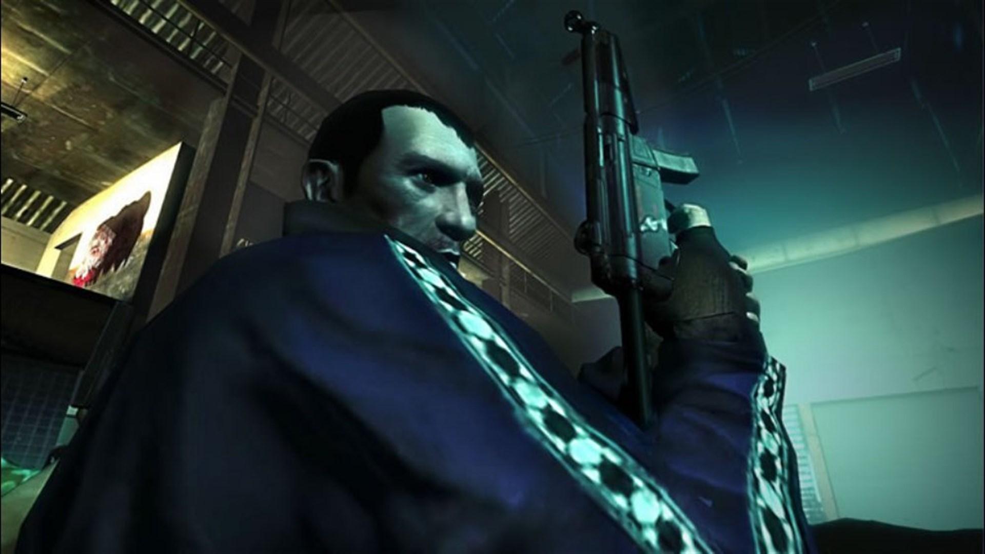 Скриншот №1 к Grand Theft Auto IV