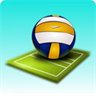 Volleyball training