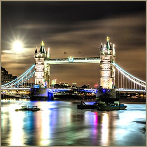Najlepsze miejsca do podłączenia w Londynie