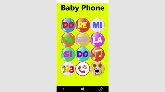 Get Surprise Baby Phone - Microsoft Store en-AU