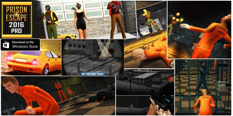 取得Prison Escape 2016 Pro - Extreme Jailbreak Mission - Microsoft