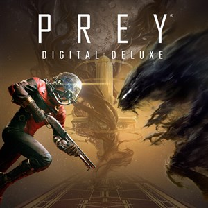 Prey®: Digital Deluxe Edition Xbox One