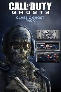 Call of Duty®: Ghosts - Pack Ghosts classique