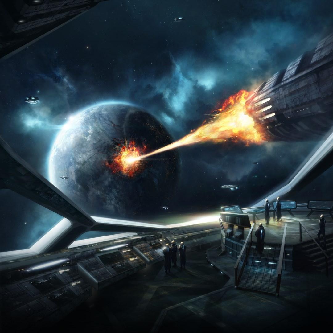 Скриншот №1 к Stellaris Apocalypse