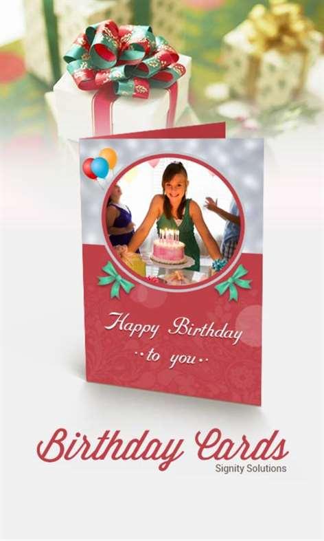 Birthday Cards Screenshots 1