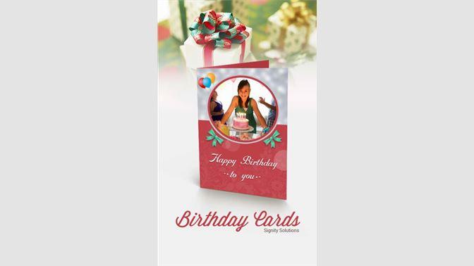 Get Birthday Cards Microsoft Store