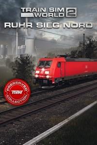 Carátula para el juego Train Sim World 2: Ruhr-Sieg Nord de Xbox 360