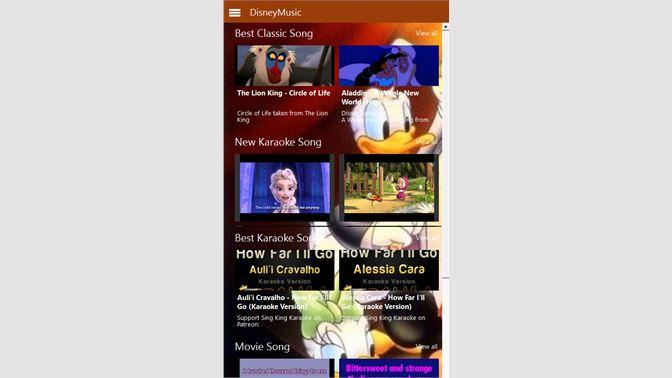 Buy DisneyMusic - Microsoft Store en-SG