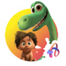 Good Dinosaur Paint