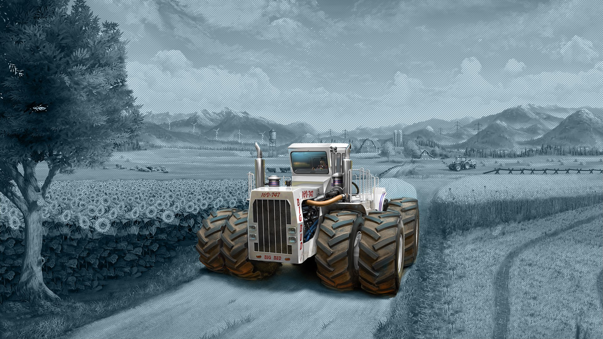 Farming Simulator 17: BIG BUD Pack