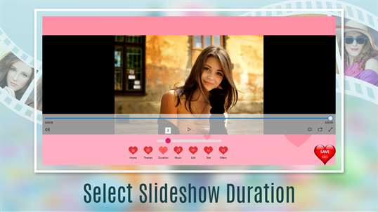 Love Videos: Free Video Editor, Photo Movie Maker & Slideshow Maker screenshot 7