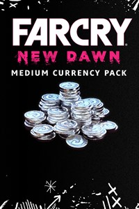Carátula del juego Far Cry New Dawn Credits Pack - Medium