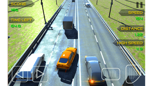 Traffic Racer Nitro Asphalt screenshot 2