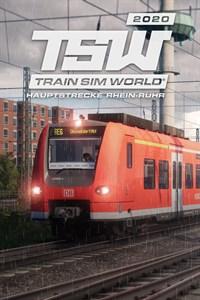 Train Sim World: Hauptstrecke Rhein-Ruhr: Duisburg - Bochum