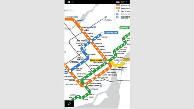 Get Instant Metro Montreal - Microsoft Store