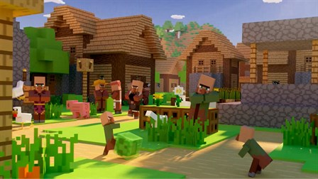 Buy Minecraft - Microsoft Store en-NZ