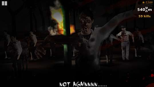 Zombie Zone: Undead Survival screenshot 7