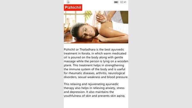 Get Healing Ayurvedic Treatments for Total Body - Microsoft Store