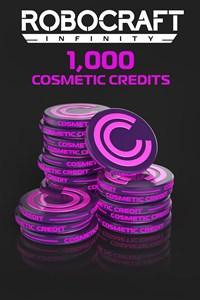 Carátula del juego 1,000 Cosmetic Credits