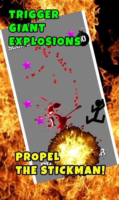 Stickman VS Bombs Screenshots 1