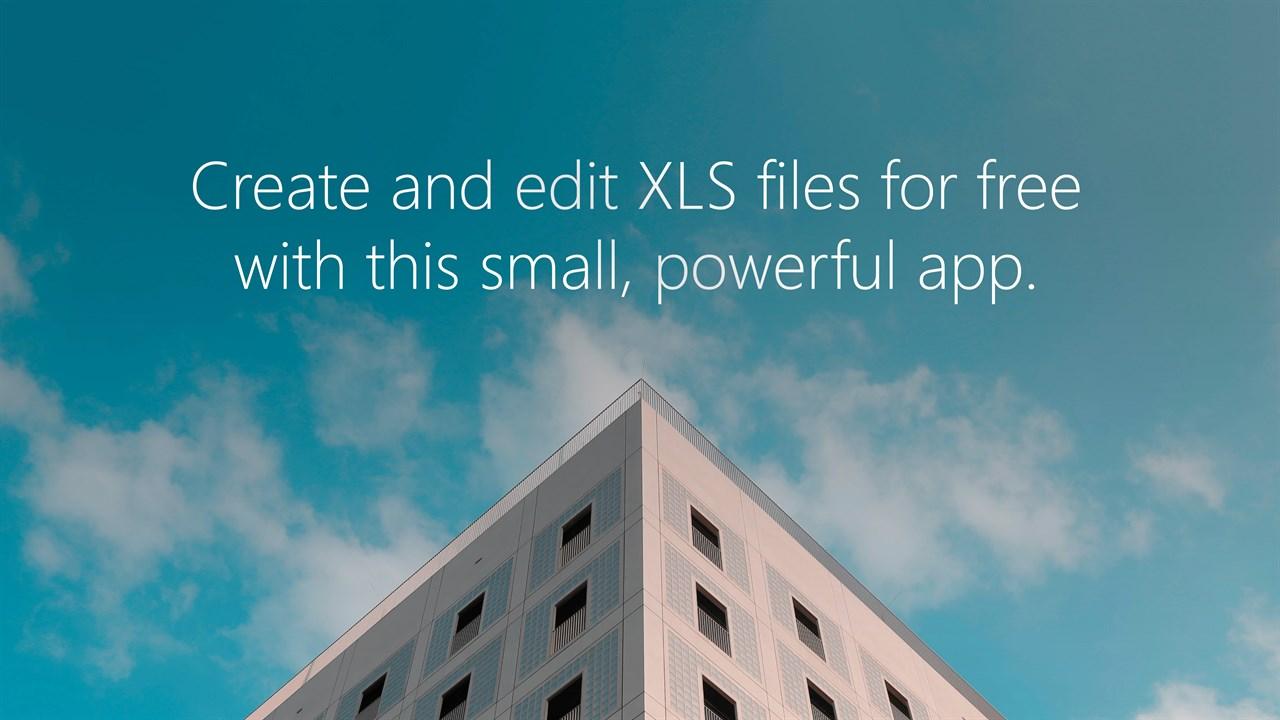 Get XLS Edit - Microsoft Store