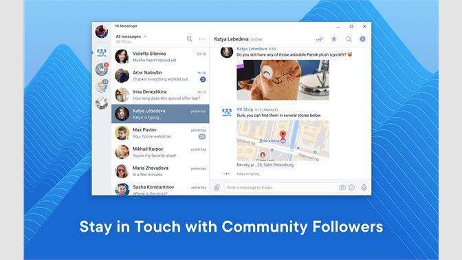 Get VK Messenger - Microsoft Store