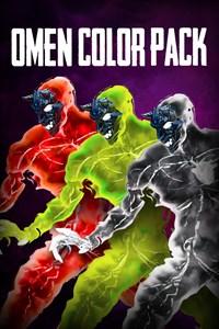 Carátula del juego Omen Color Pack