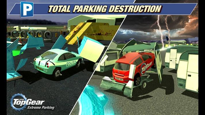 بازی Top Gear: Extreme Parking | مهارت خود را در رانندگی نشان دهید