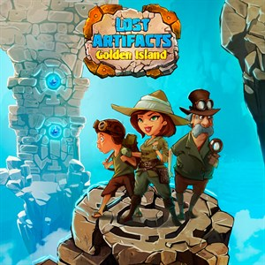 Lost Artifacts: Golden Island Xbox One