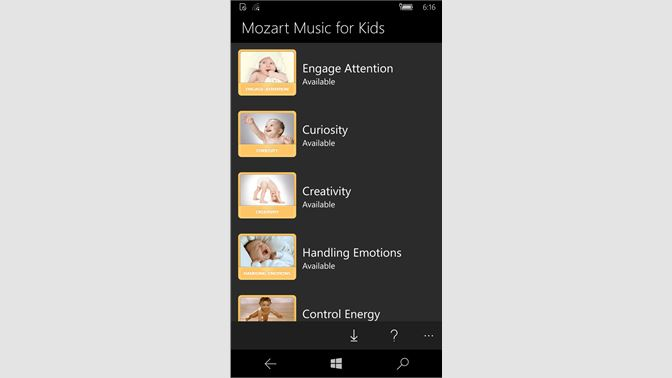 Get Mozart Music for Kids - Microsoft Store en-TV
