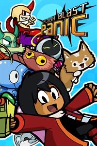 Carátula para el juego Splash Blast Panic de Xbox 360