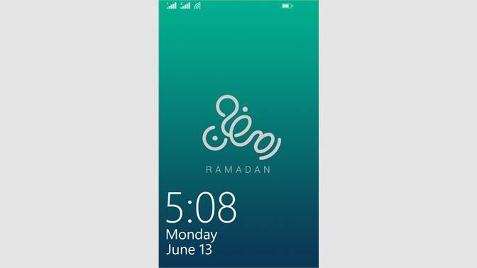Get Ramadan 2017 - Microsoft Store