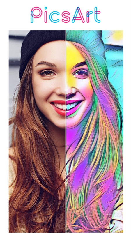 PicsArt Photo Studio: Collage Maker and Pic Editor Screenshot