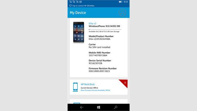 Get HP Device Hub - Microsoft Store