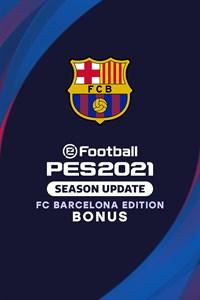 eFootball PES 2021 FC BARCELONA EDITION BONUS