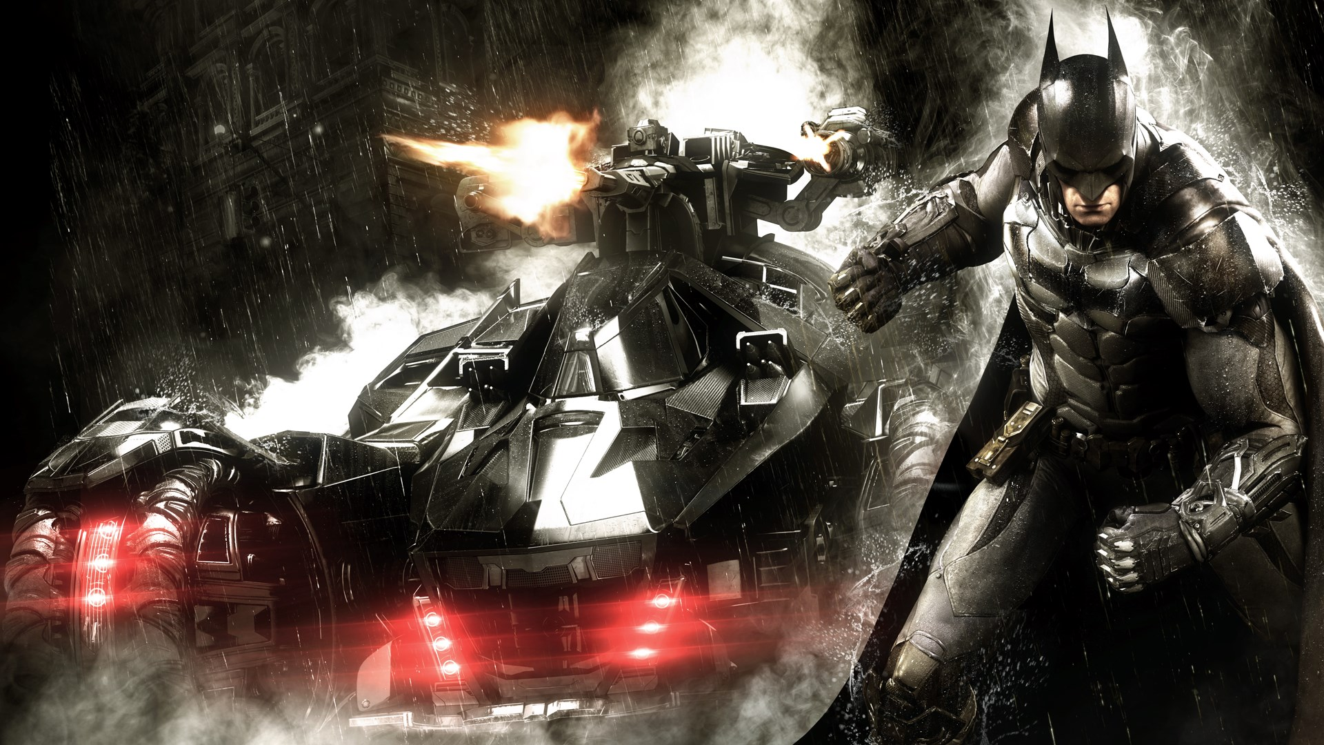 Buy Batman: Arkham Knight Premium Edition - Microsoft Store